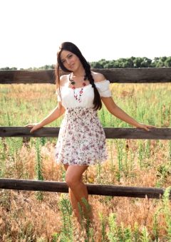 The Fabulously Sexy Bree H For Femjoy – Just Natural Gorgeousness – Enjoy