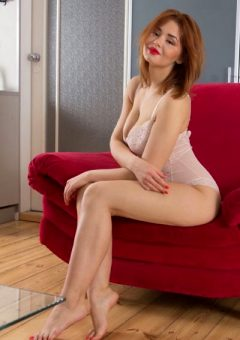 The Fabulously Sexy Redhead Sarah J For Femjoy – Great Figure, Cute, Natural N Sexy As – Enjoy