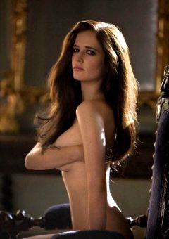 The Goddess Eva Green
