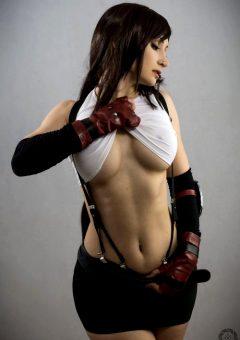 Tifa Lockhart By Bellas Cosplay