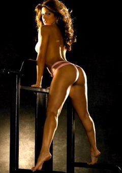 Vida Guerra – Naked For Playboy (part 2)