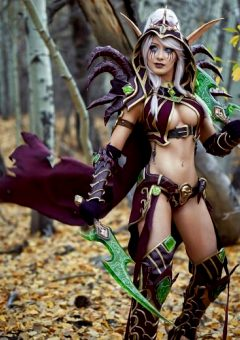 World Of Warcraft Cosplay By Kate Sarkissian